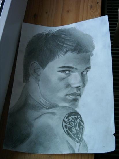 Taylor Lautner por Fairy